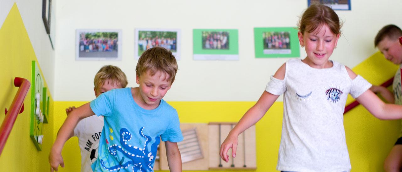 Trollbachschule Rümmelsheim Pause